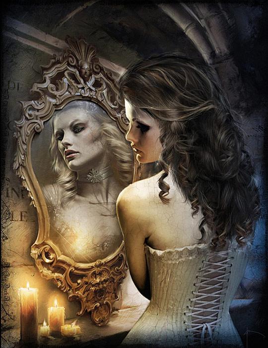 Αποτέλεσμα εικόνας για beauty in the mirror
